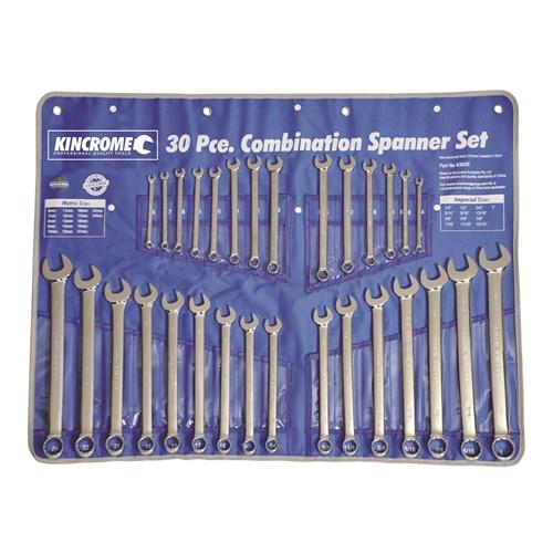 Combination Spanner Set 30 Piece | Spanner Sets (49