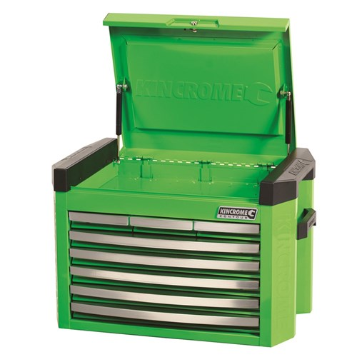 contour® tool chest 8 drawer monster green™   tool chests (24 ...