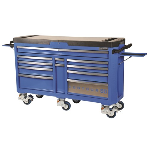 CONTOUR® 60 Superwide Tool Trolley 12 Drawer