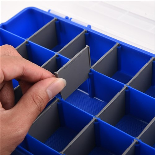 Plastic Organiser Small 245MM (10