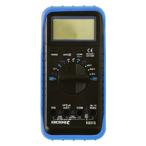 Digital Multimeter Auto Ranging