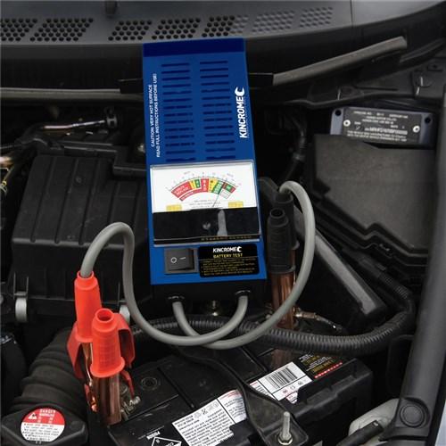 Standard Automotive Battery Load Tester : Battery load test v