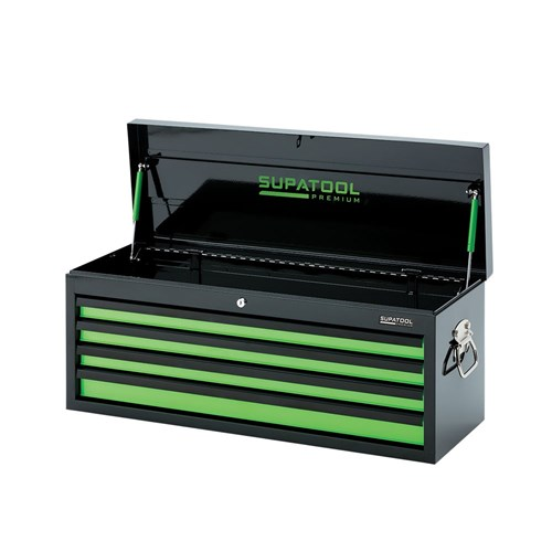 Wide Tool Chest 4 Drawer