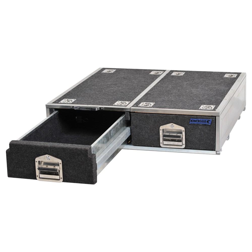 Vehicle Drawer System 2 Drawer Vehicle Storage 46