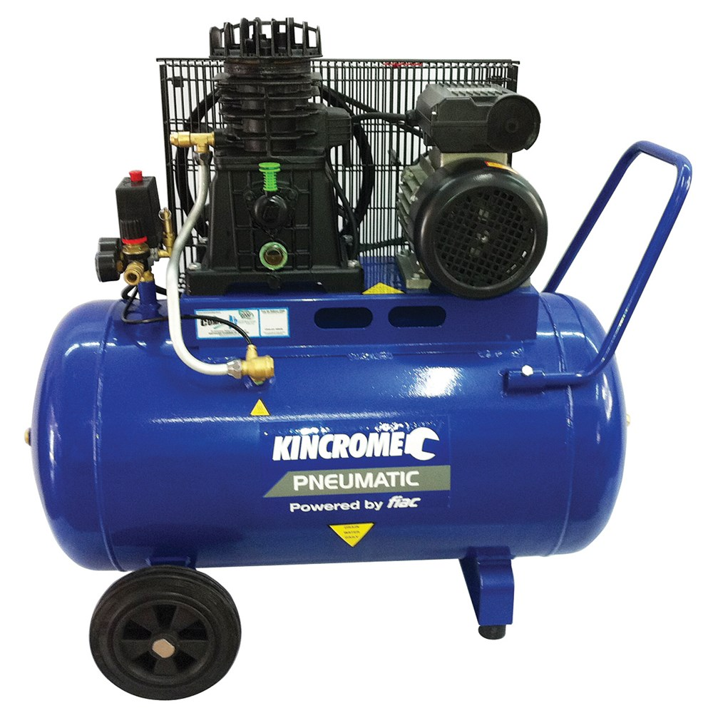 Air Compressor 3hp 100l Air Compressors 7 Kincrome