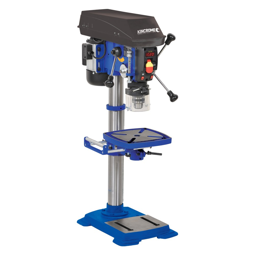 Bench Drill Press Bench Mounted Variable Speed Drills 3 Kincrome Australia Pty Ltd Kincrome