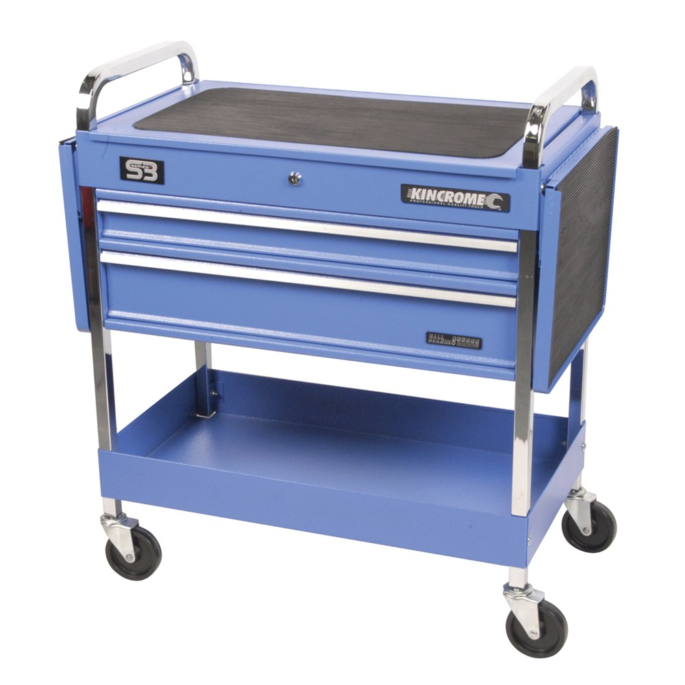 Tool Cart Deluxe 2 Drawer Tool Boxes Amp Storage 85