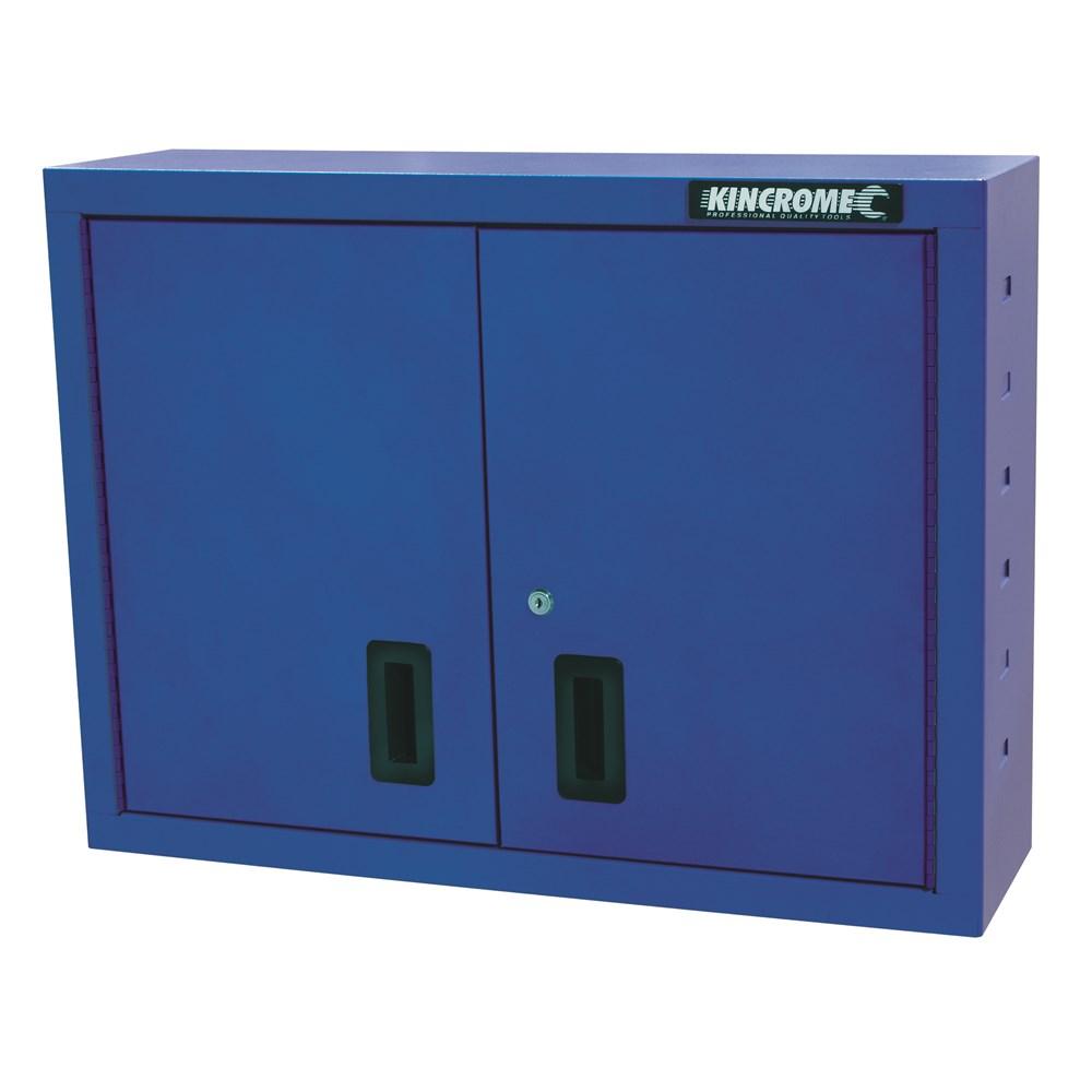 wall cabinet 2 door tool boxes storage 85 kincrome australia pty ltd kincrome. Black Bedroom Furniture Sets. Home Design Ideas