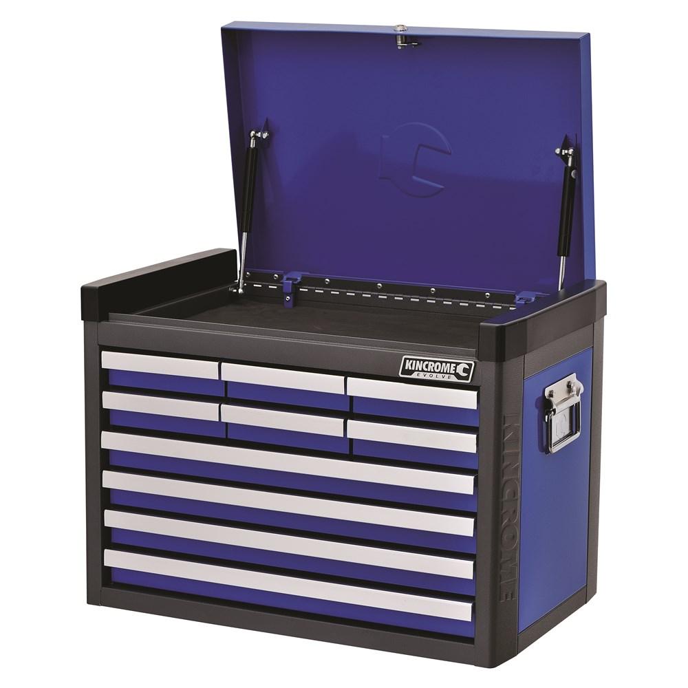 Tool Chests 6drawer Chest Black Swivel Drawer Tool Box