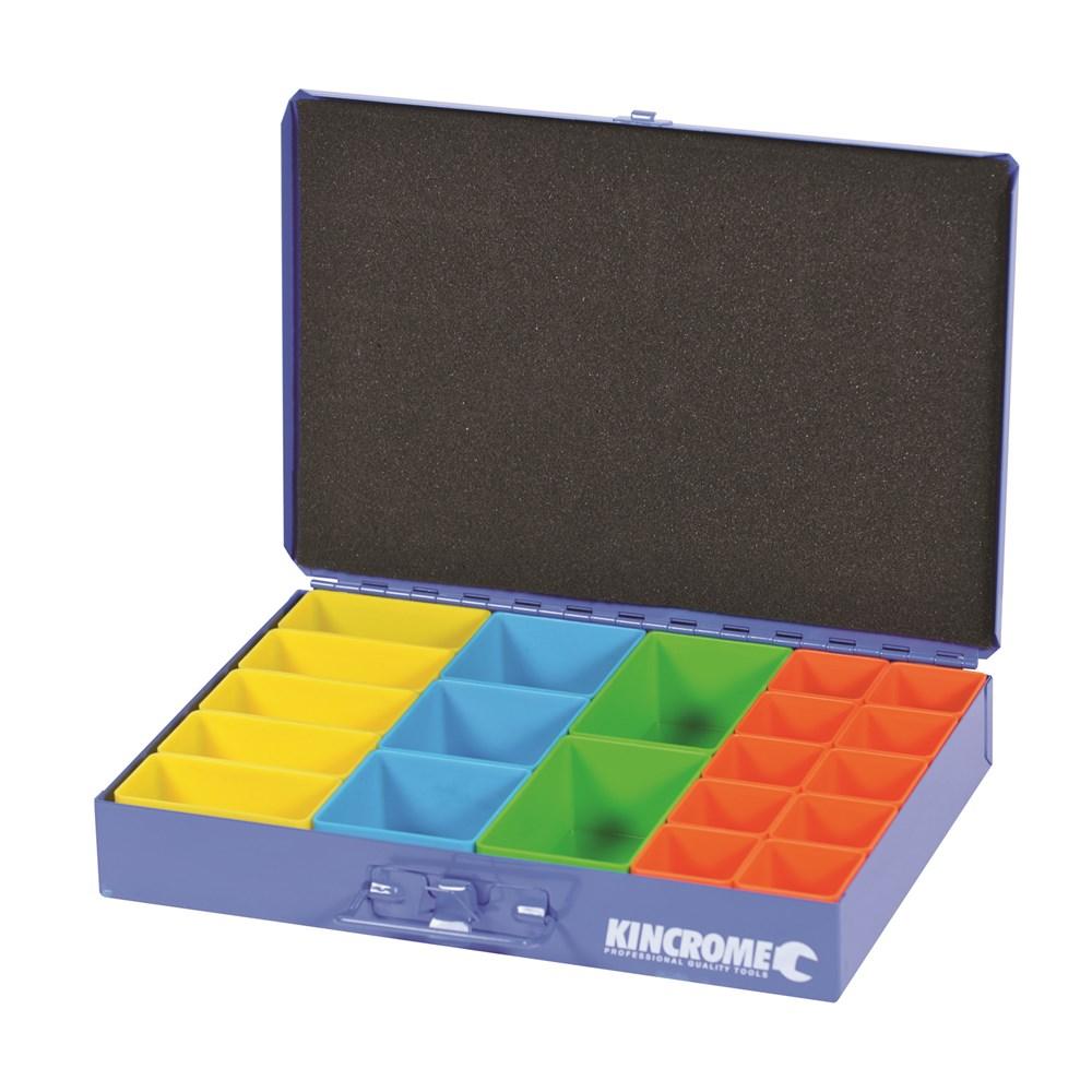 Multi Storage Case 20 Compartment Tool Cases 15