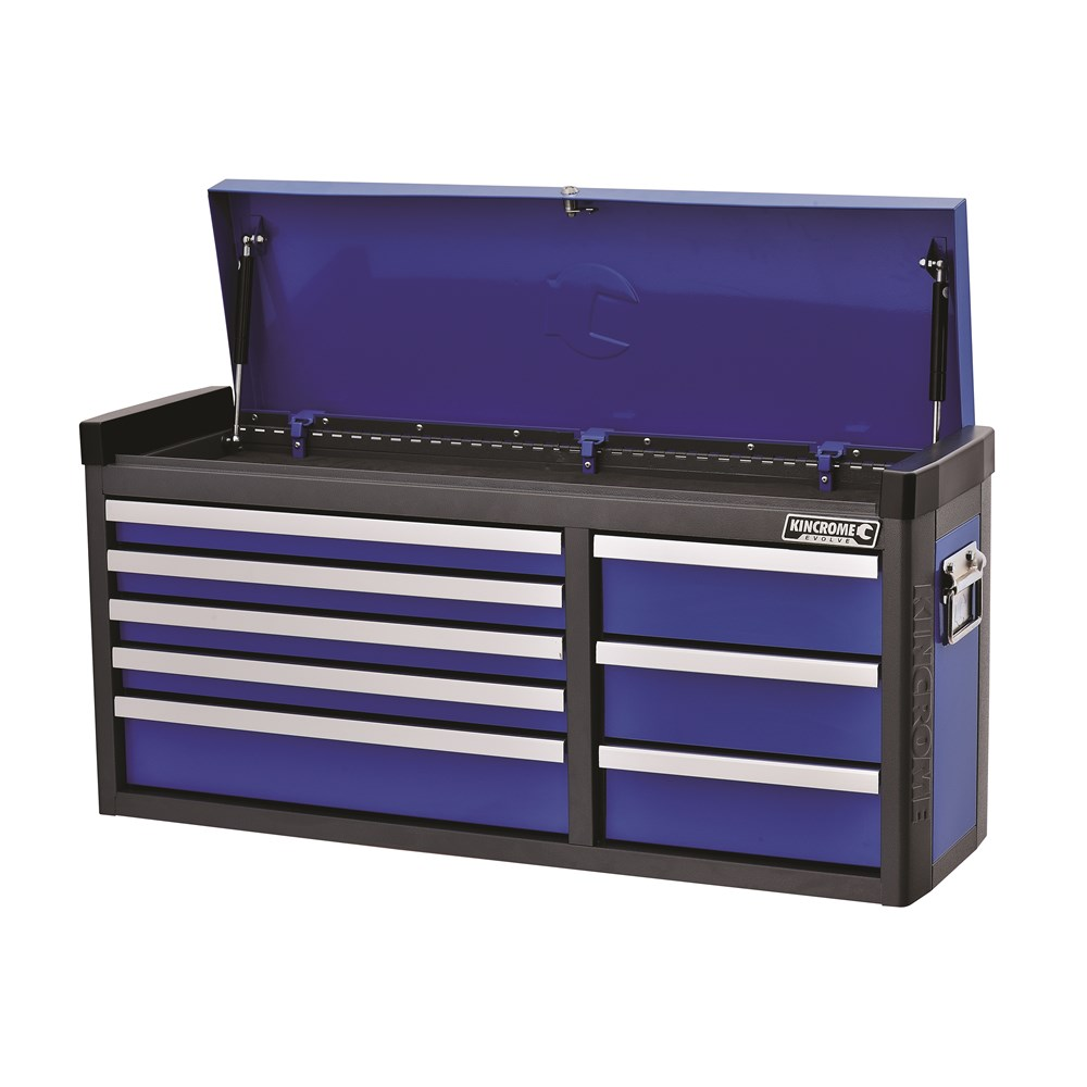 evolve tool chest 8 drawer extra large tool chests 24 kincrome australia pty ltd kincrome. Black Bedroom Furniture Sets. Home Design Ideas