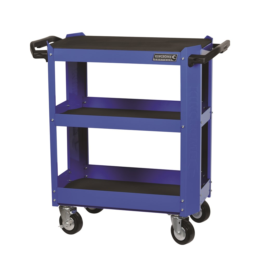 contour tool cart 3 tier heavy duty