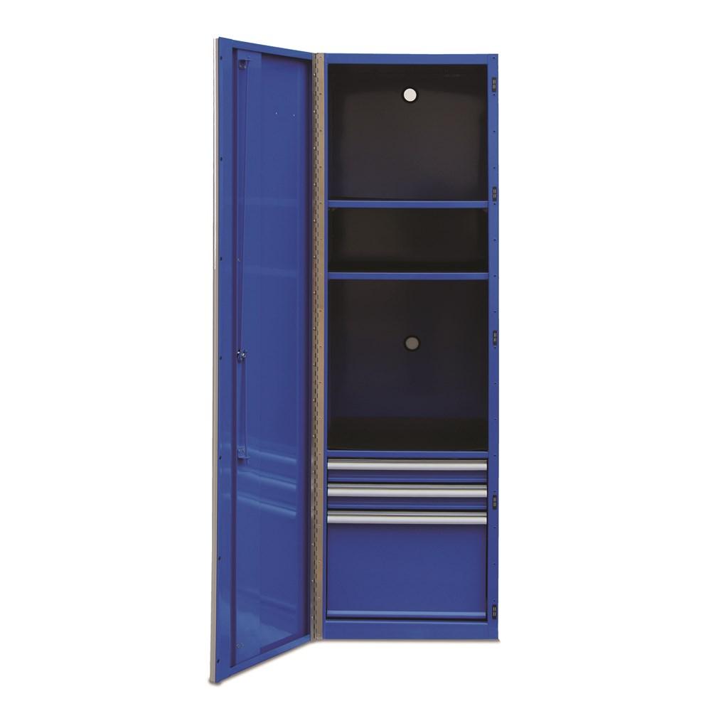 Industrial Side Locker 3 Drawer Tool Boxes Amp Storage 85 Kincrome Australia Pty Ltd Kincrome