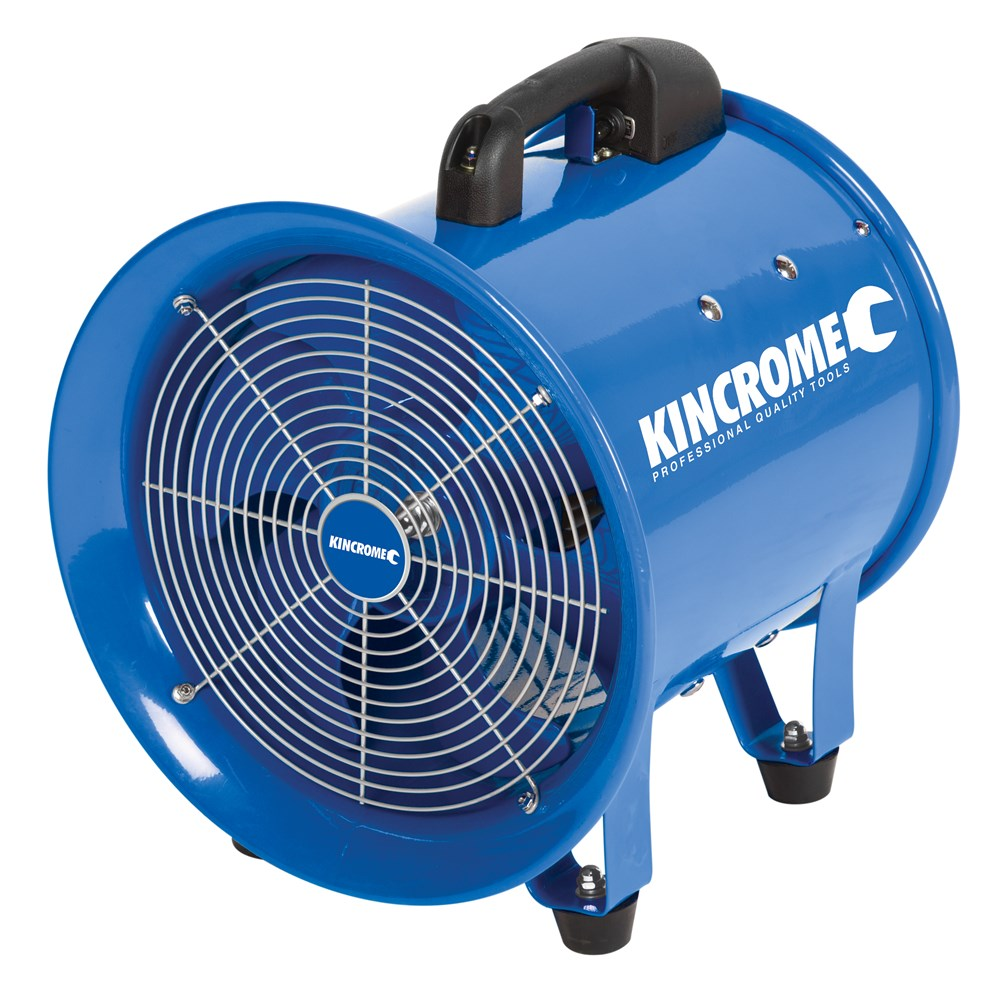 Portable Ventilation Fans : Ventilation fan portable quot mm fans kincrome