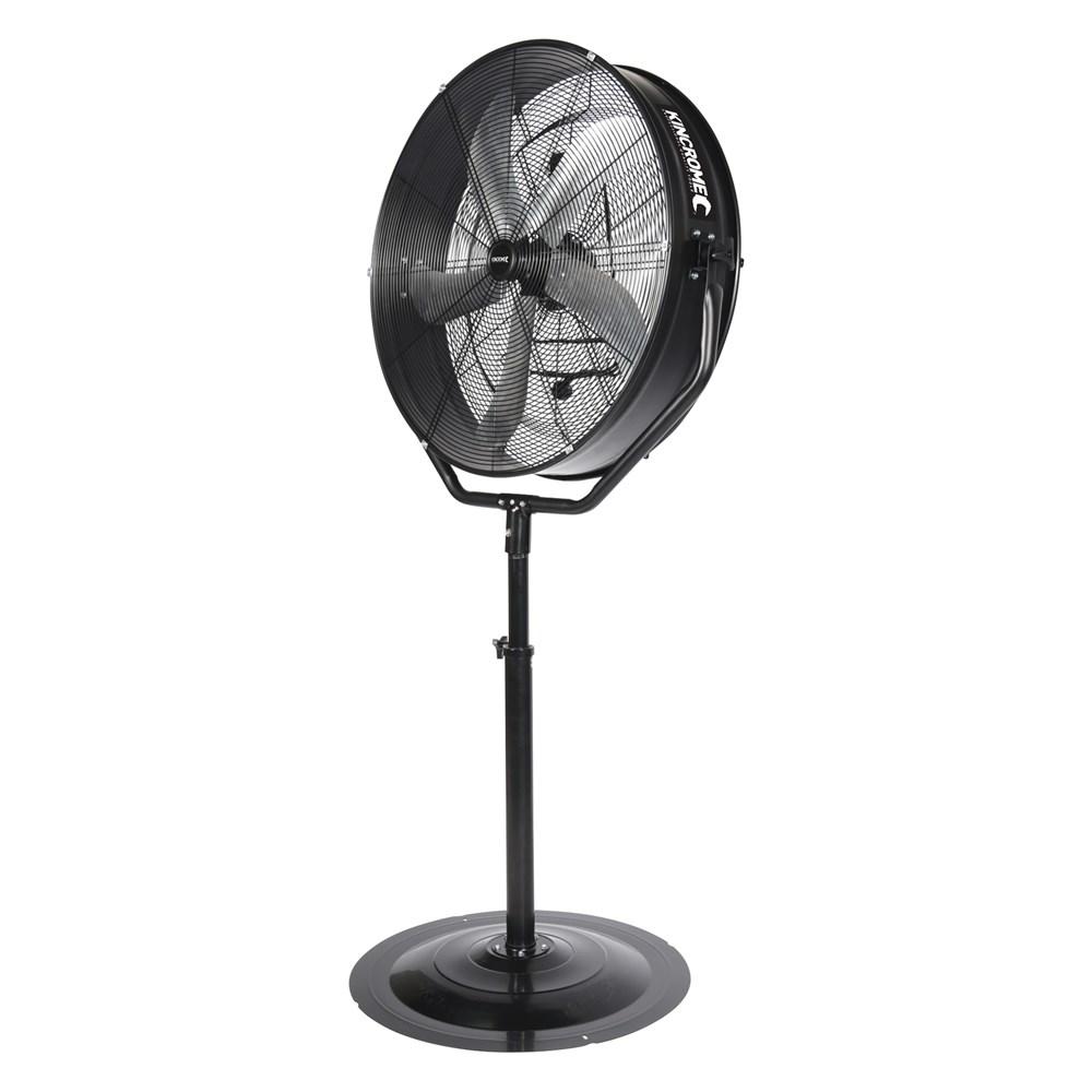 Industrial Pedestal Fans : Mm indust pedestal fan kincrome australia pty ltd