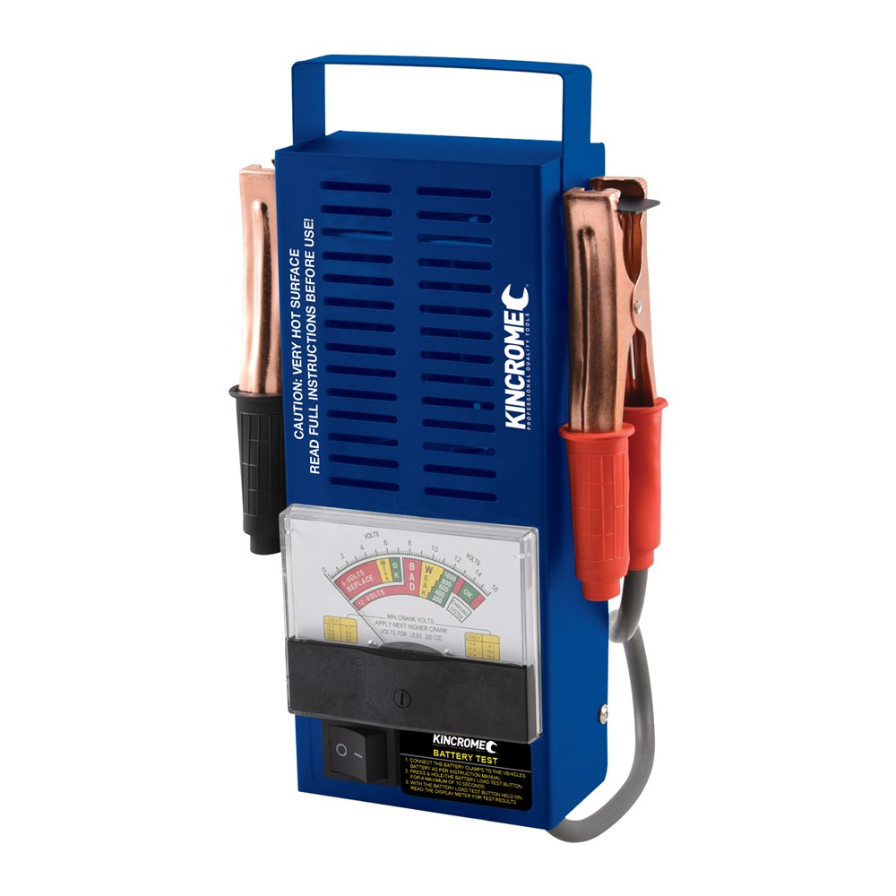Electrical Kincrome Australia Pty Ltd By Lisle Automotive Continuity Tester Computer Safe Circuit Battery Load 6 Or 12v 100a