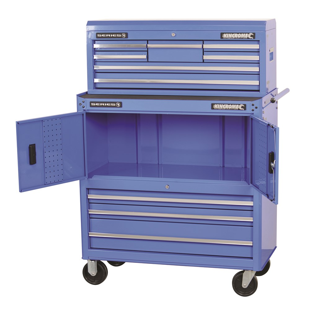Tool Box Amp Trolley Combo 10 Drawer 36 Quot Tool Boxes