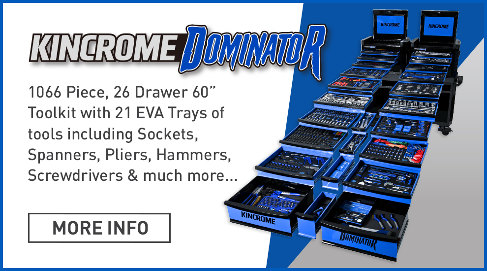 Kincrome Dominator