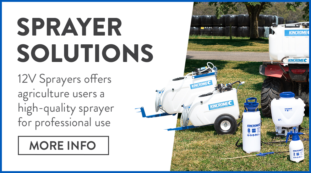 Sprayer Solutions