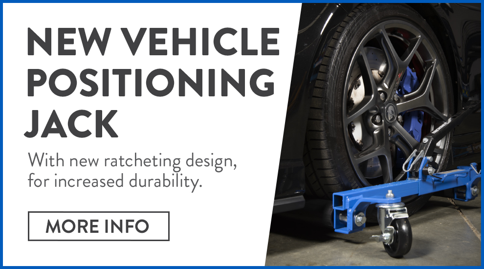 Kincrome Vehicle Positioning Jack