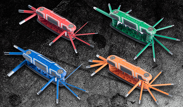 FOLDING HEX KEY Range